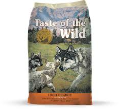 High Prairie Puppy Recipe With Roasted Bison Roasted