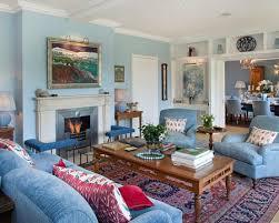 Blue Living Room Ideas Extraordinary Blue Living Room Designs