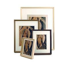framatic woodworks 20 x 24 dark espresso hardwood frame matted for a 16