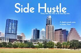 row productions side hustle side hustle