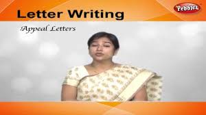 Appeal Letters | Letter Writing In English | Writing Letters For ...