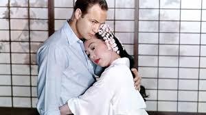 Resultado de imagem para filme sayonara 1957
