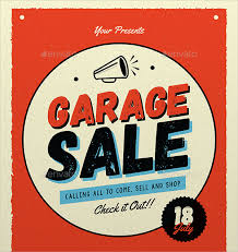 Garage Sale Flyers Free Templates Yard Sale Flyer Template Free Xcdesign Info