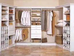 walk in closet organizers plan