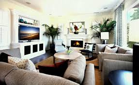 living room furniture arrangement ideas. Small Living Room Furniture Arrangement Ideas White Interior Decorating With Flat Screen Tv And Fireplace Images E