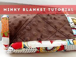Minky Baby Blanket Simplified - The Crafting Chicks & Easy Minky Baby Blanket Adamdwight.com