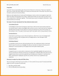 Targeted Resume Template Word Best of Combination Resume Template Word Hybrid Format Samples Templates