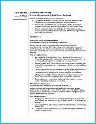 Beautiful Sample Resume For Customer Service Representative Fresh