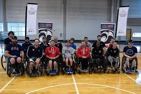 2019 usa wheelchair rugby training squad