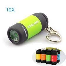 10 Adet Mini Led El Feneri Anahtarlık USB Torch Penlight Şarj Edilebilir  Mini-Torch Flaş Işığı Lambası Küçük Cep Lanterna Okuma Bu Kategori. Led  Fenerleri. Columbiaconnections.org