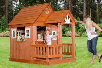 <b>Детский игровой домик</b> «Кедровая терраса» купить в интернет ...