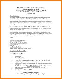 Medical Coding Resume Samples Resume For Medical Coder Medical