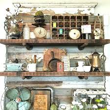 decorating a kitchen hutch vintage kitchen decor idea for kitchen hutch area antique kitchen decorating ideas