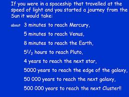 presentation astronomy