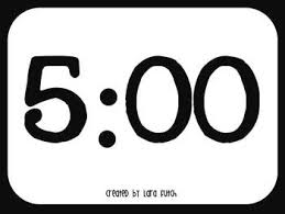 5 Minute Countdown Timer For Powerpoint 5 Minute Timers Magdalene Project Org