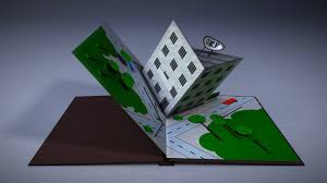 Popup Book Template Popup Book Animated