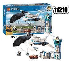 Buy <b>lego city</b> sky <b>police</b> air base <b>60210</b> from 9 USD — free shipping ...