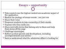 communicating your story tips for powerful college app essays essays opportunity