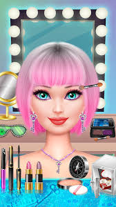 amazon spy salon spa makeup and dress up super fashion and beauty makeover game app for android