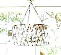 chandeliers pottery barn clarissa chandelier share knock off interior designs medium size glass drop rectangular