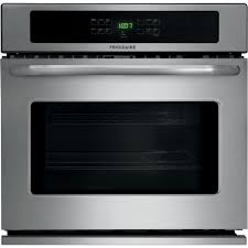 com frigidaire stainless steel 27 3piece wall oven microwave combo ffew2725ps ffmo1611ls ffmotk27ls appliances