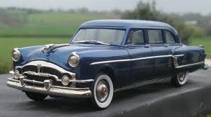 but brooklin 1953 Packard Clipper Deluxe Wiring Diagram brk195 1954 henney packard 8 passenger limousine 1952 Packard Clipper Deluxe