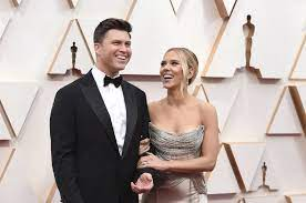 Scarlett Johansson, Colin Jost give new ...