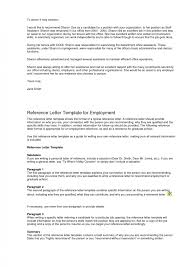Resume Recommendation Letter How To Write Resume For Recommendation