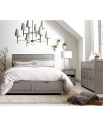 gray king bedroom sets. tribeca grey storage king platform bedroom furniture, 3-pc. set (bed, dresser \u0026 nightstand), created for macy\u0027s gray sets
