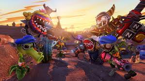 Amazon Plants vs Zombies Garden Warfare line Play Required