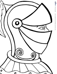 Enter youe email address to recevie coloring pages in your email daily! Printable Knight Coloring Page 2 Coolest Free Printables