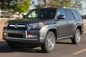 2012 Toyota 4Runner trail Market Value - What's My Car Worth