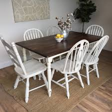 Small White Kitchen Table And Chairs Kitchen Small Black Dining