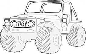 Small Picture Jeep Coloring Pages CAR Coloring pages Cool Cars 15 Free