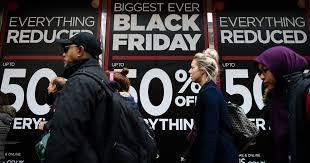Image result for When do Black Friday sales start