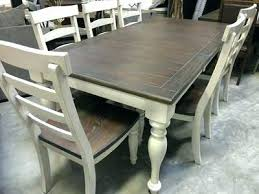 distressed black dining room table. Contemporary Distressed Dining Table Pertaining To Diy Room Chairs Within Decorations 3 Black