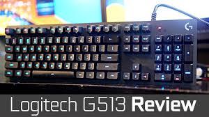 <b>Logitech G513</b> - Romer G linear vs Romer G <b>Tactile</b> - YouTube