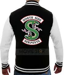 riverdale southside serpents varsity jacket