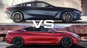 2018 infiniti supercar. modren supercar 2018 bmw 8 series vs 2017 infiniti q60 coupe inside infiniti supercar