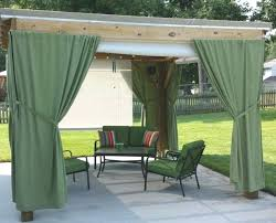 outdoor curtains for pergola outdoor shade curtains amazing outdoor curtains for pergola picture design
