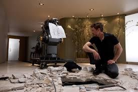 tony stark office. Iron Man Office. 2 Movie Image Robert Downey Jr Office Tony Stark D