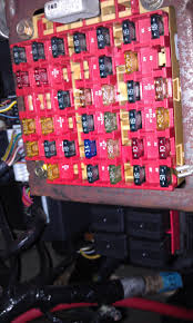 unidentified relays near the fuse box in 1999 mustang cobra ford click image for larger version imag0481 jpg views 2406 size 734 9