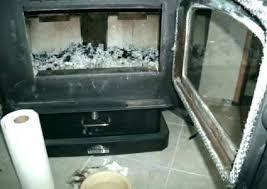 wood stove glass doors post wood burning stove glass doors