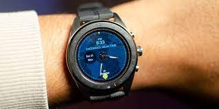 LG Watch W7: Different, But Flawed ...