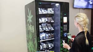 Canadian Vending Machine