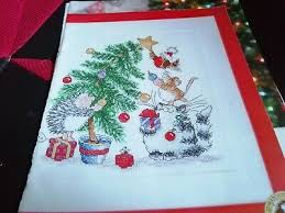 Christmas Tree Cross Stitch Chart Cross Stitch Chart Margaret Sherry Christmas Tree Animals