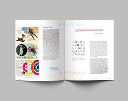 Book Spread Design Visual Visionaries Christie Chong