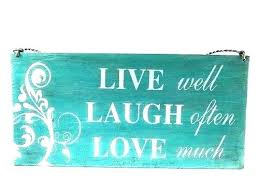 love sign wall decor live laugh love sign beach on wood x 8 wooden signs wall