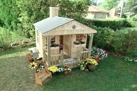 backyard playhouse plans 25 gallery attachment