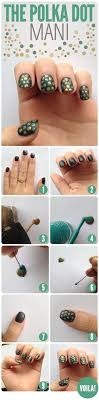 10 Easy Step by Step Nail Art Tutorials for 2017 | Art nails ...